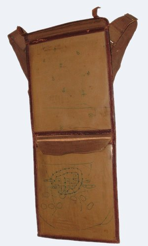 Cottrell, A F B map case inside (Grantsmil GWF)
