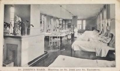 Murkin, Bdr J A hospital